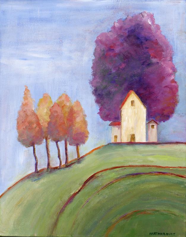 Ann Hart Marquis-Hill House