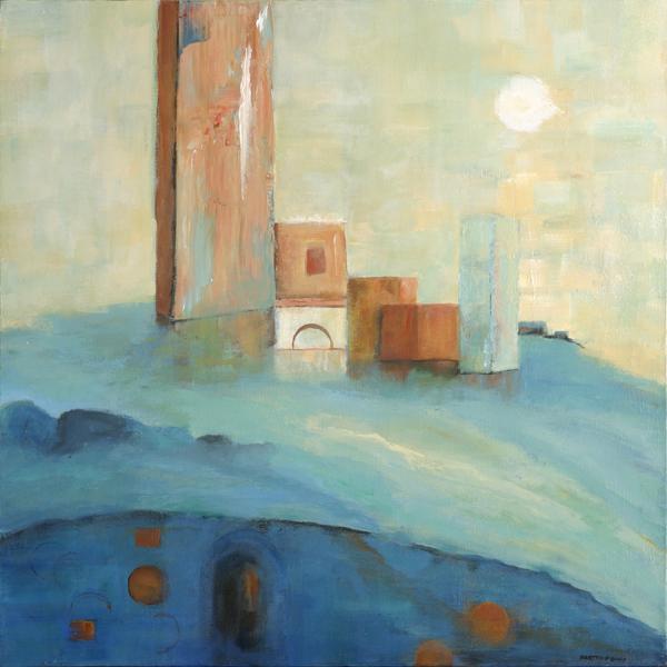 Ann Hart Marquis-Adrift
