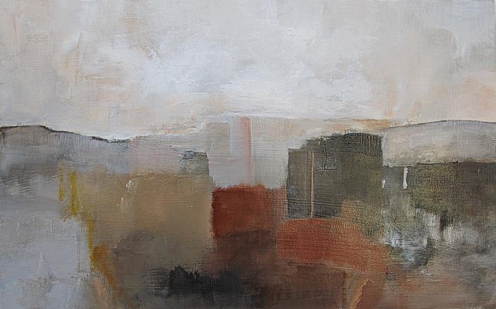 Ann Hart Marquis, New Mexico Late Fall