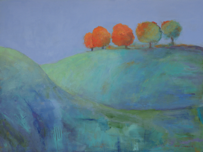 Ann Hart Marquis-The Ravine