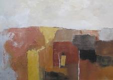 Ann Hart Marquis, New Mexico Late Fall #3