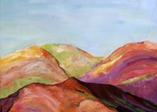 Ann Hart Marquis-Red Rocks