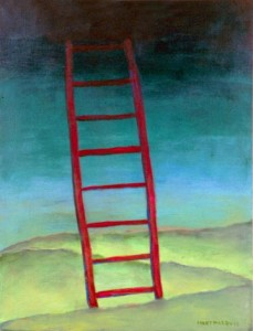 Red Ladder at Night Nora 229x300 Whats in a Name?