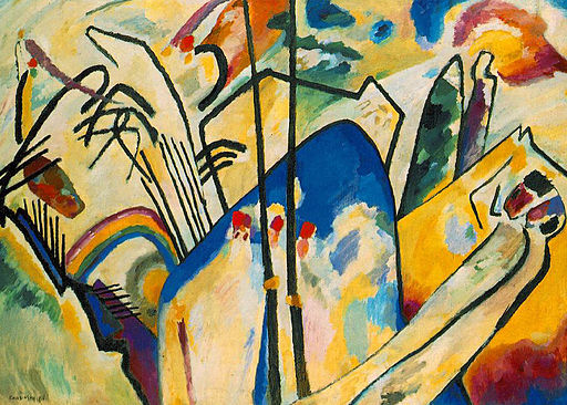 annhartmarquis artists kandinsky composition iv The Art of Abstraction