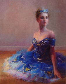 Blue Ballet72 New Mexico Art League Past, Present and Future