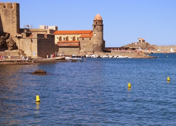AnnHartMarquis Collioure France 600x432  A Change of Scenery