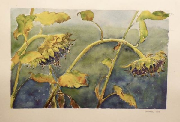 sunflowers suzanne lhost 600x405 Retreat from the Every Day