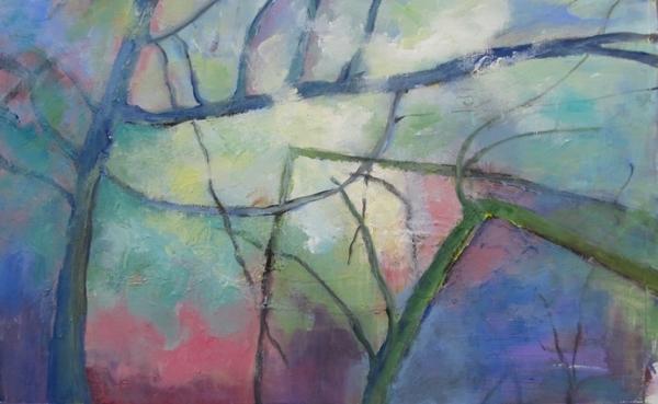ann hart marquis limb to limb III 600x369 Tree Limbs