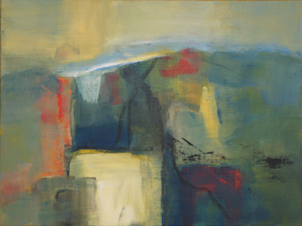 Ann Hart Marquis-Red, limited palette
