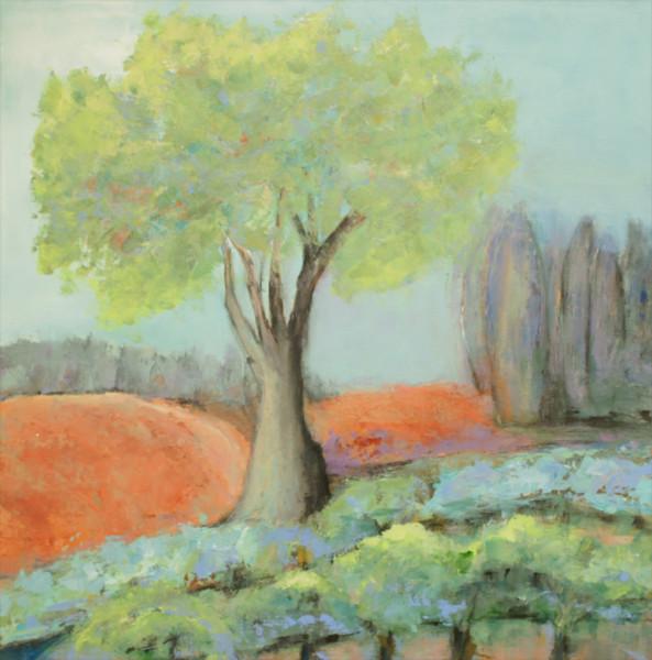 Ann Hart Marquis-Chalk Hill Oak-artist residency