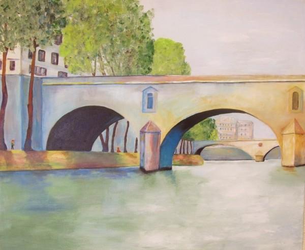 Ann Hart Marquis-La Seine-paris