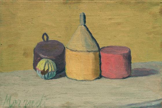 Morandi Still Live, 1943