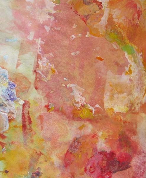Ann Hart Marquis- palette paper