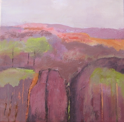 Ann Hart Marquis-Sandia Mountains-chromatic grays
