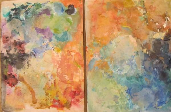 Ann Hart Marquis-how to cut palette paper