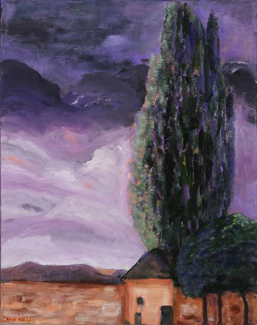 Ann Hart Marquis- Nightfall