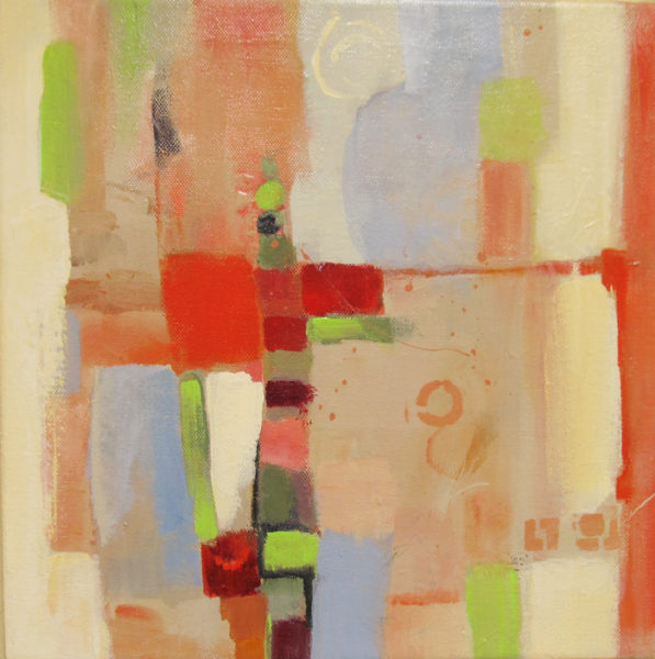abstract painting in artist statement