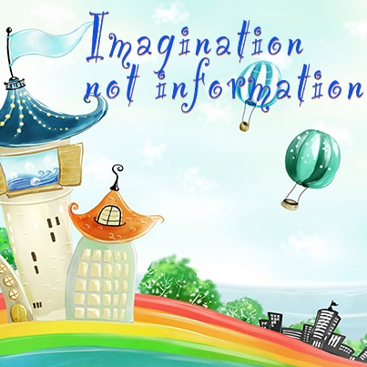 Theintersectioist-Imagination not informaion