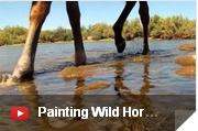 Painting Wild Horses