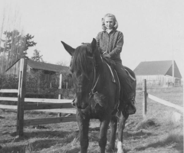 AnnHart Marquis-Meand my horse duke