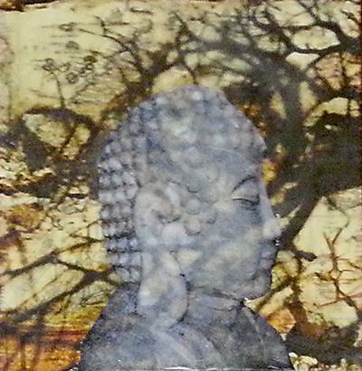 Contemplative Buddah