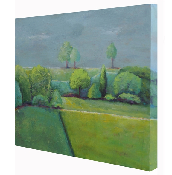 Ann Hart Marquis-gallery wrapped canvas