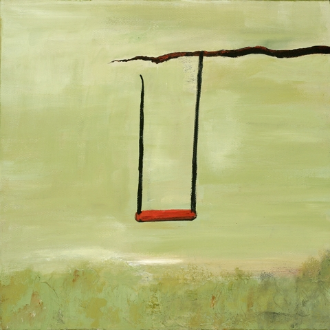 Ann Hart Marquis- a metaphor of a swing